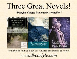 Three book advert
